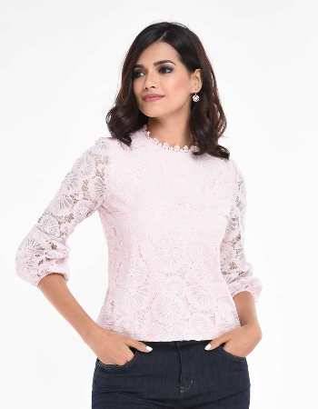 Love Lace Long Sleeves!