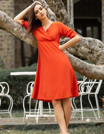 Favorite Vibers Dress