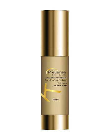 Brightening Gold Facial Serum