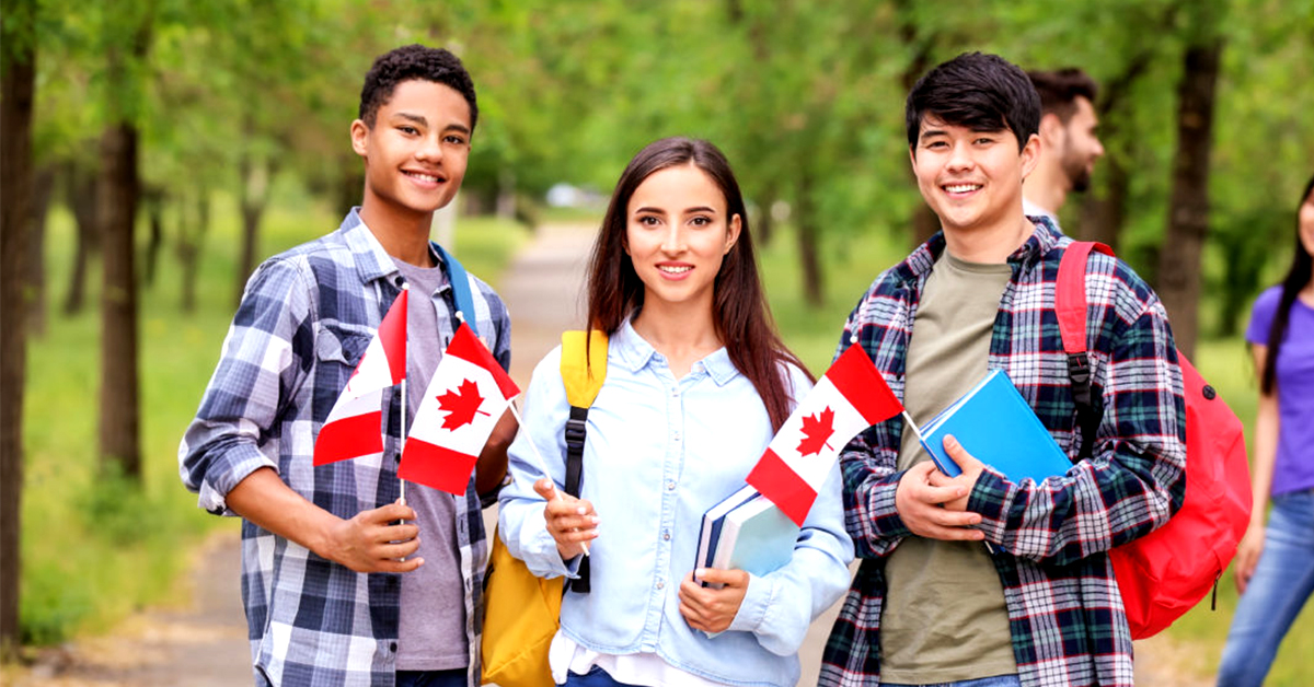 Study levels in Canada