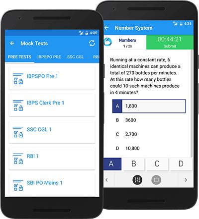 Oliveboard Mobile App