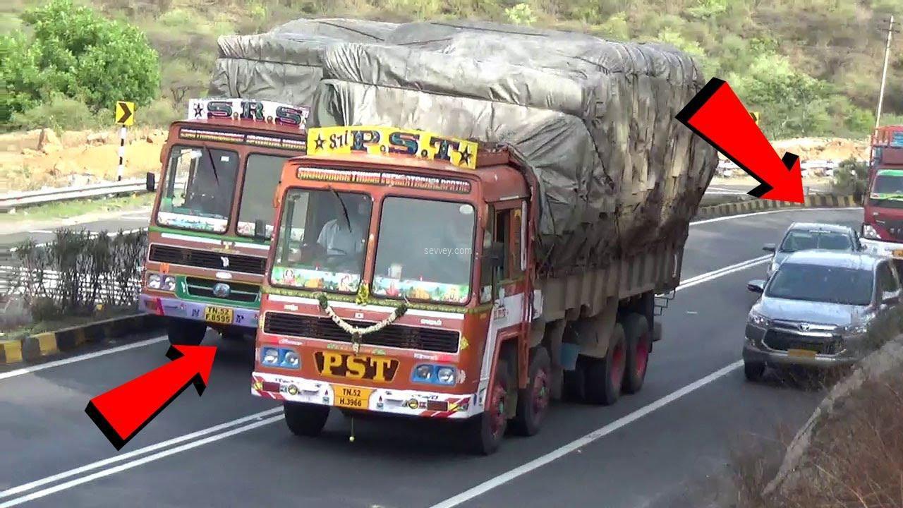 thoppur lorry drivers