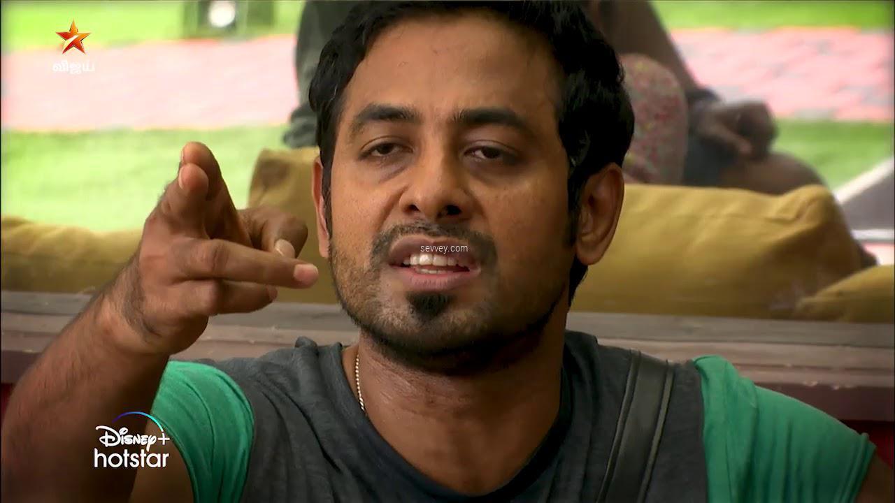 bigg-boss-tamil aari kamal