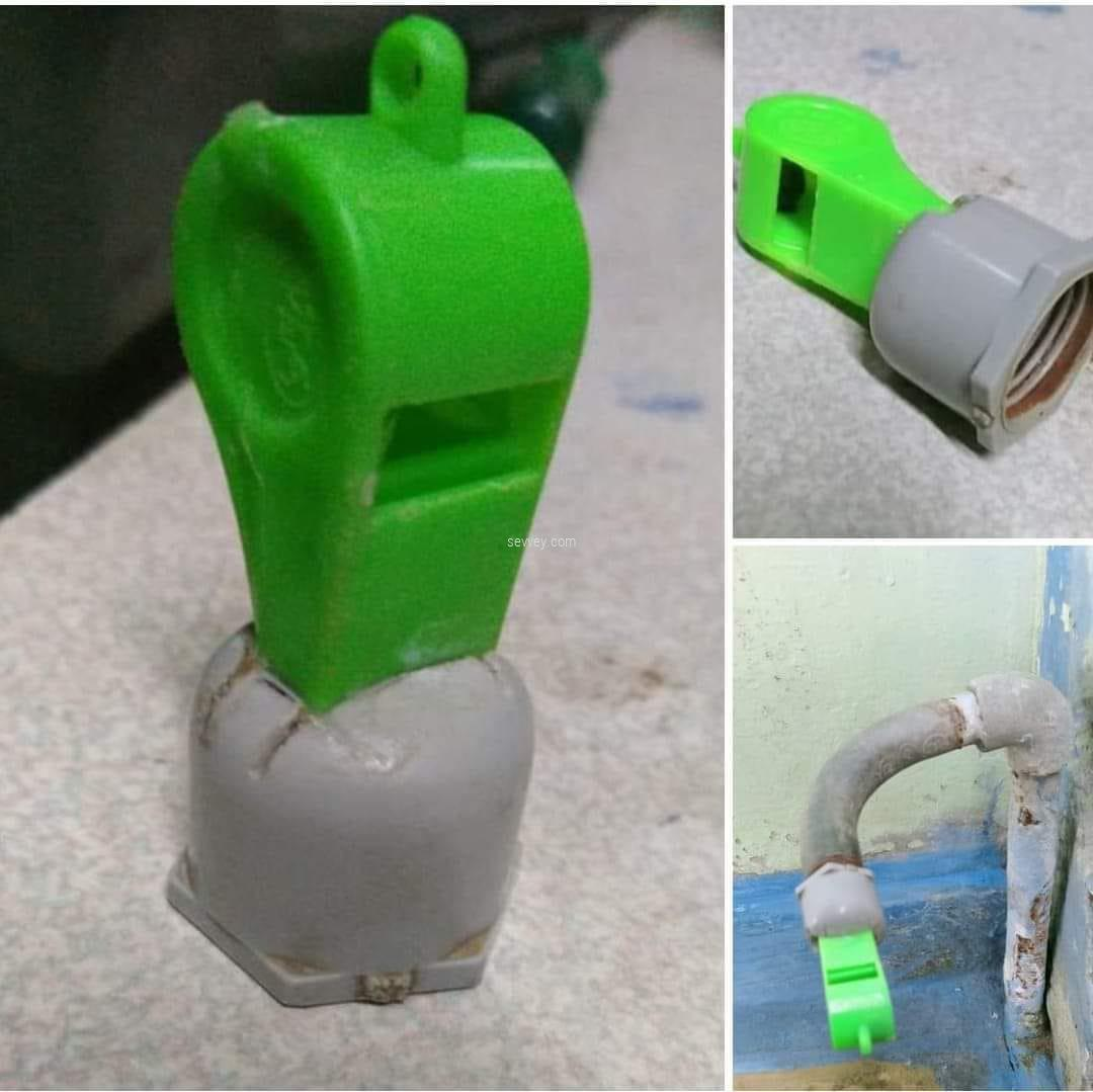water pipe alarm