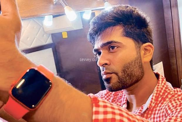 STR kv-anand actress-radha