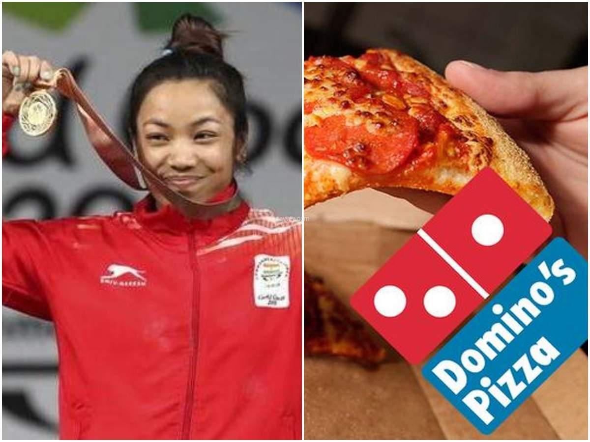 meerabhai olympic silver dominos