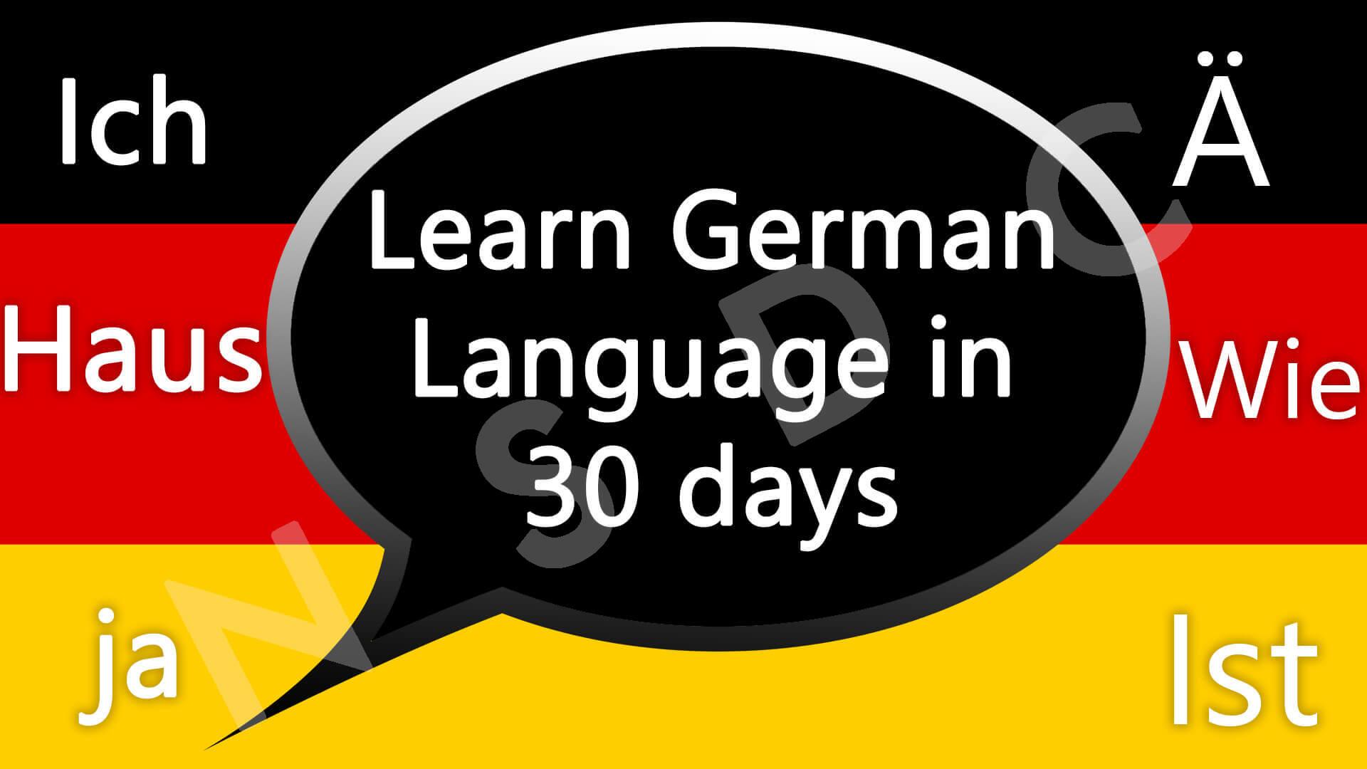German Language -FREE online videos