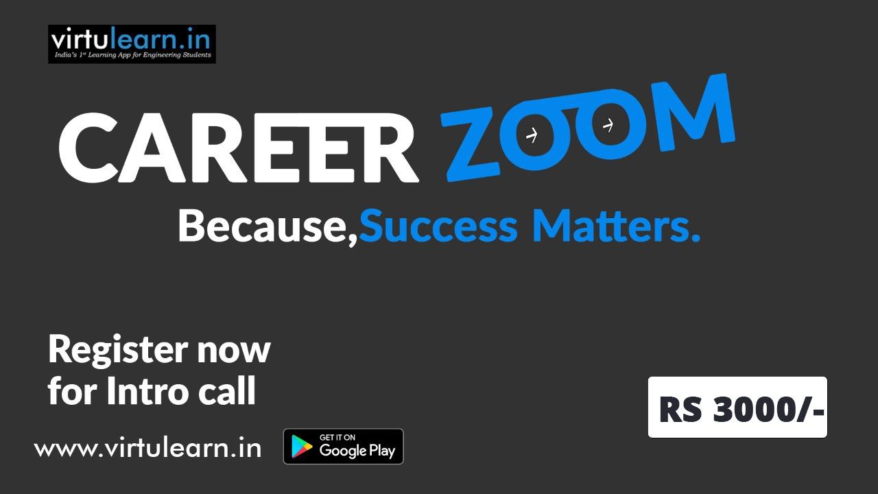 Career Zoom online videos