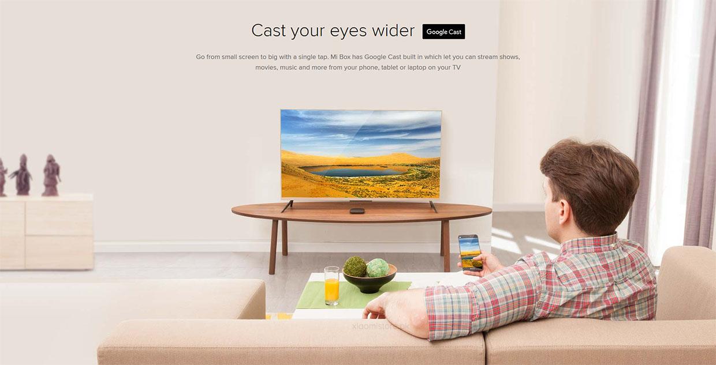 Mi Box 3C Android 5.0 TV Box