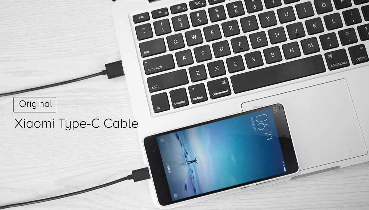 Xiaomi USB Type-C Charge and Sync Cable 120cm