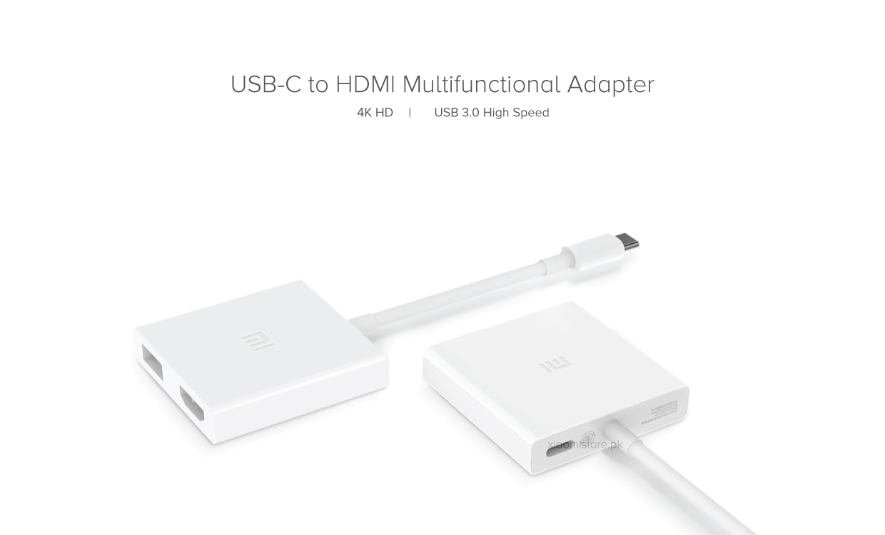 Mi USB Type-C to HDMI Adapter