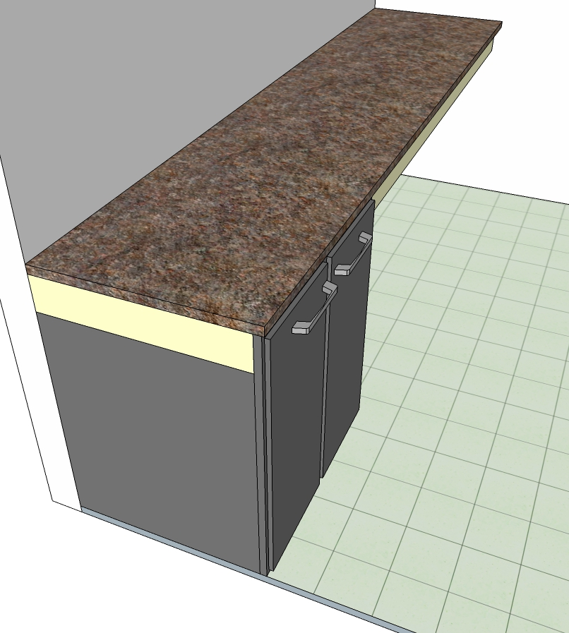 Guide to get a great modular kitchen finish in india for Semi modular kitchen designs