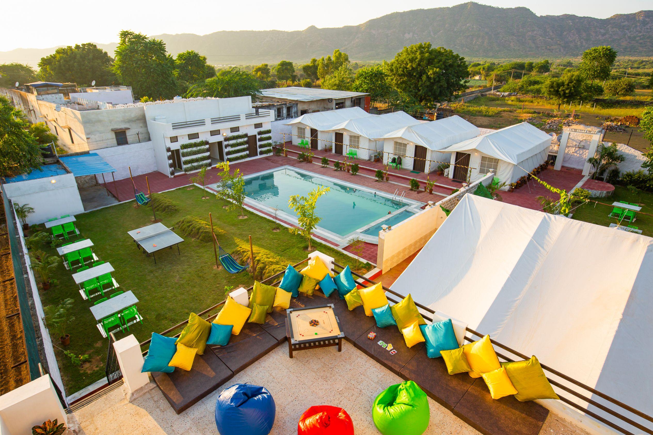 Pushkar resort, ZostelX Pushkar