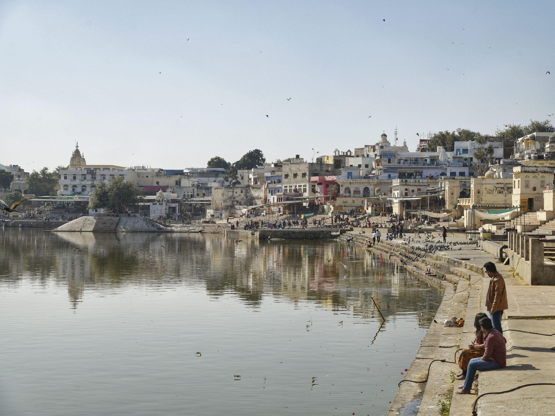 Pushkar Lake, Pushkar Ghats