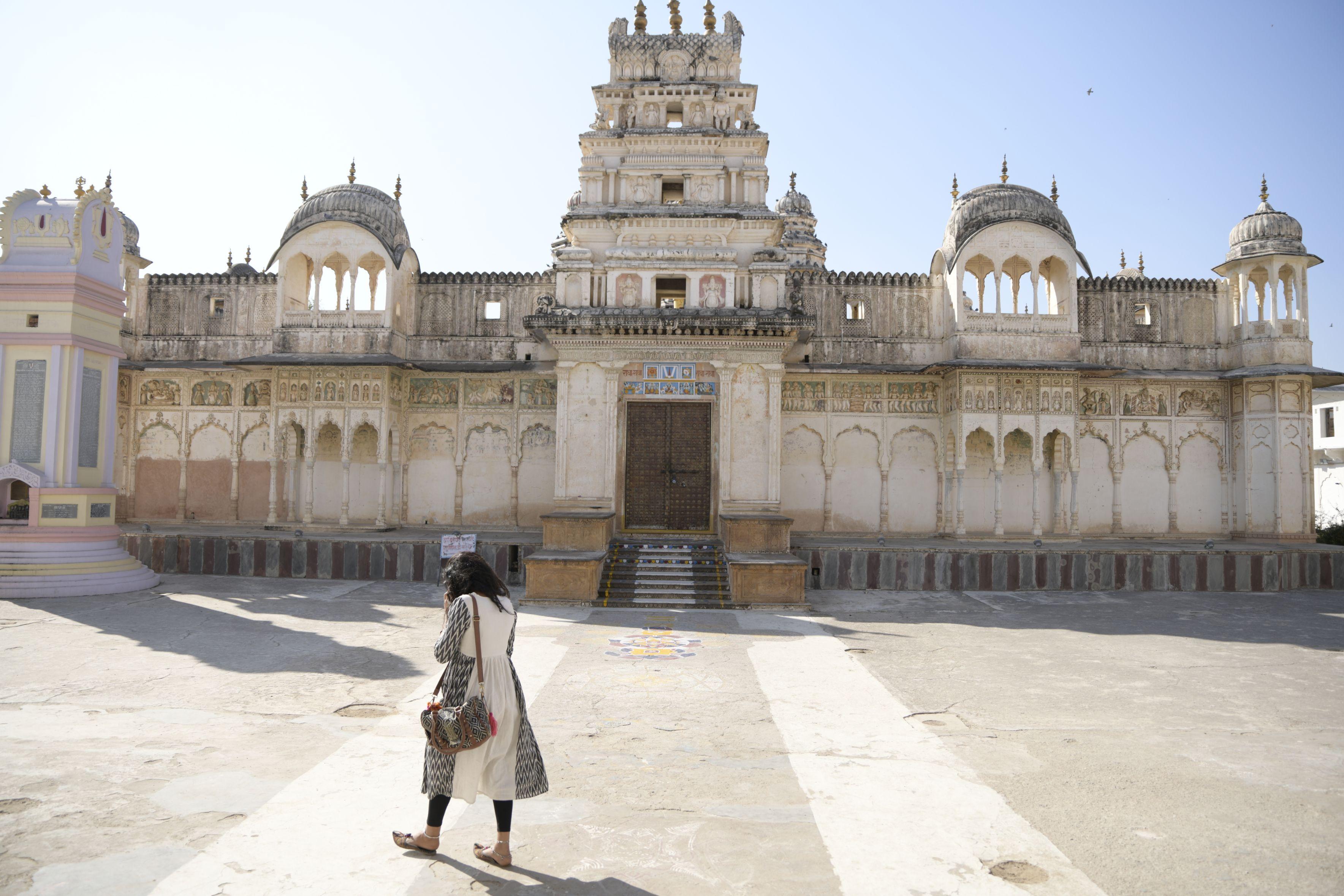 Rangji Temple, Temples in Pushkar, Pushkar Temples
