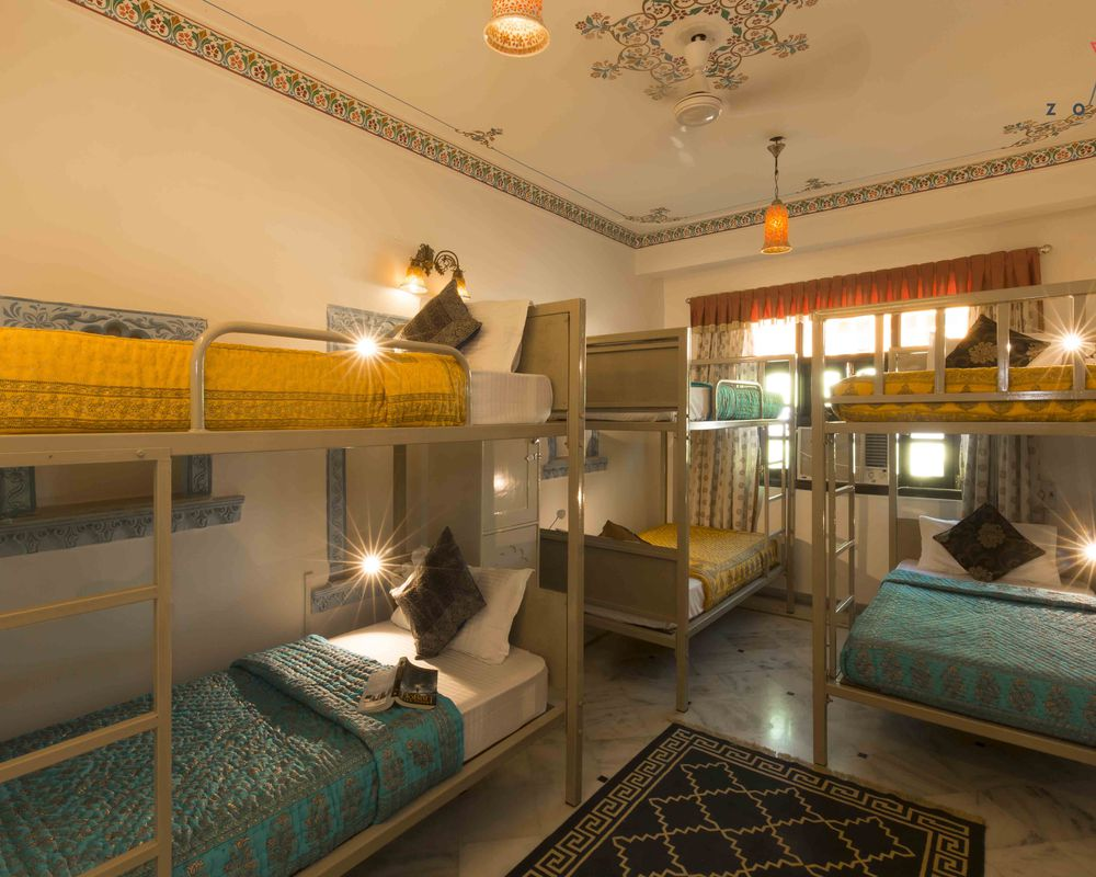 Zostel Udaipur Top Rated Branded Hostel In Udaipur