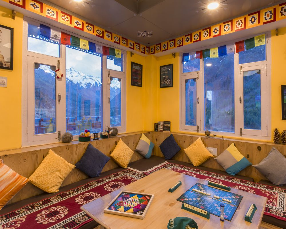 Zostel Chitkul Top Rated Branded Hostel In Chitkul
