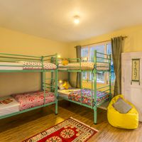 Cosy and comfortable dorm rooms