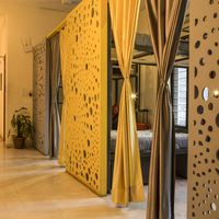 Cosy dorm of Zostel South Delhi