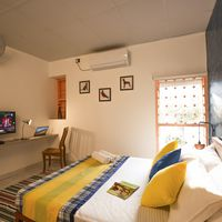 Cosy private room at Aurangabad Hostel