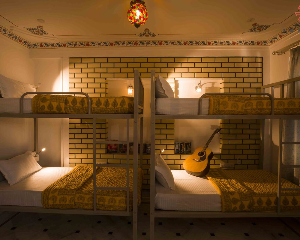 7a35a8e06 Zostel Udaipur | Top Rated Branded Hostel in Udaipur