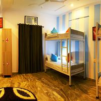 Spacious dorm in Hostel Rishikesh