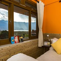 Private suite with a view of Phewa lake