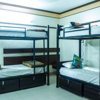 Spacious dorms at Zostel Delhi