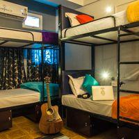mixed dorm in Zostel Jodhpur