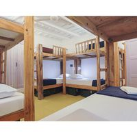 Spacious dorm rooms in Zostel Coorg dorms