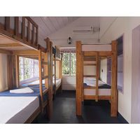 6 bed dorm in Zostel Coorg