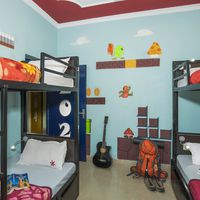 Dorm at Zostel Agra
