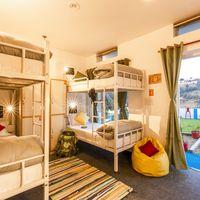 4 bed mixed dorm in Zostel Mukteshwar