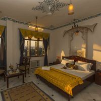 Rajasthani style Private room at Zostel Udaipur