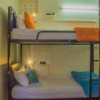 4 bed mixed dorm in jodhpur hostel