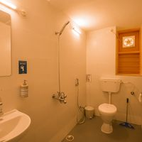 Private room washrooms in Zostel Aurangabad