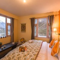 Private room in our hostel in Chitkul