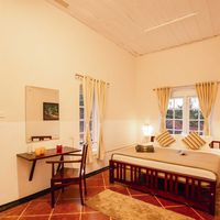 Cosy private room at Zostel Wayanad