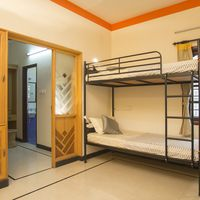 Hostel female only Dorm Room