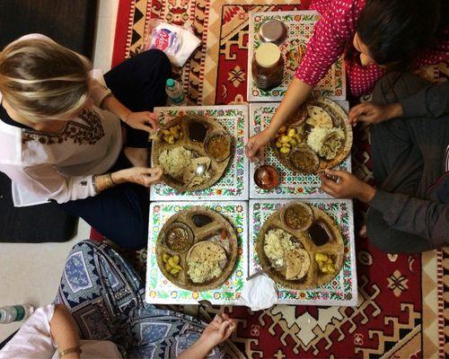 Zostel Escape | Cooking Masala