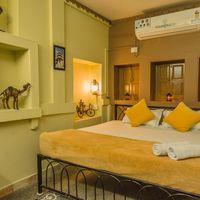 Standard private room at Zostel Jodhpur