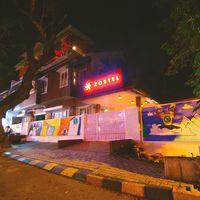 Exterior Shot of  Zostel Mysore