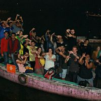 Ganga boat tour by hostel varanasi