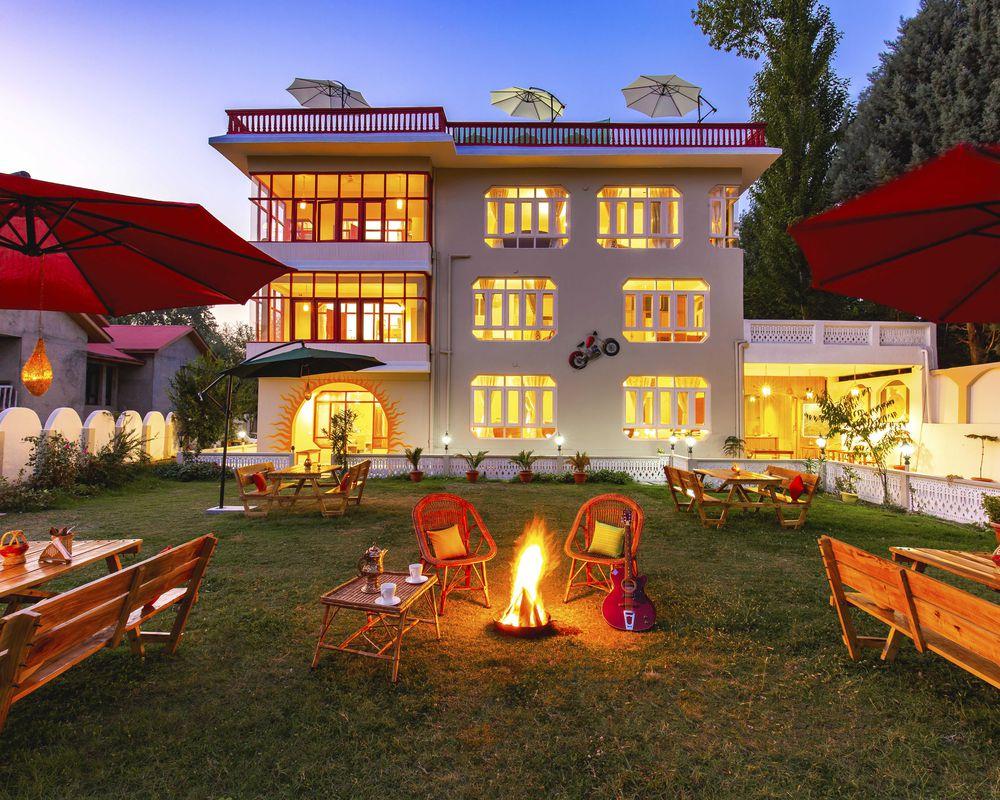 Zostel Srinagar Top Rated Branded Hostel In Srinagar