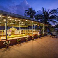 Fort Cochin Hostel Rooftop area
