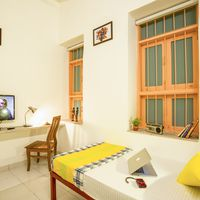 Private room in Aurangabad Backpacker hostel