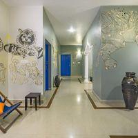 Fort Cochin Hostel Lobby