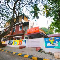 located right in the middle of gokulam