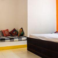 Standard private room at Zostel Delhi