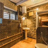 Zostel Kodaikanal dorm washroom